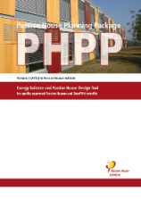 Latest version of PHPP 7 (2012) now available