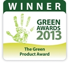 Munster Joinery recieve Green Product Award 2013 for PassiV window range