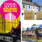 Passivhaus projects shortlisted for Inside Housing Development Awards