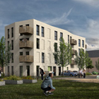 Norwich progresses Passivhaus plans with approvals.